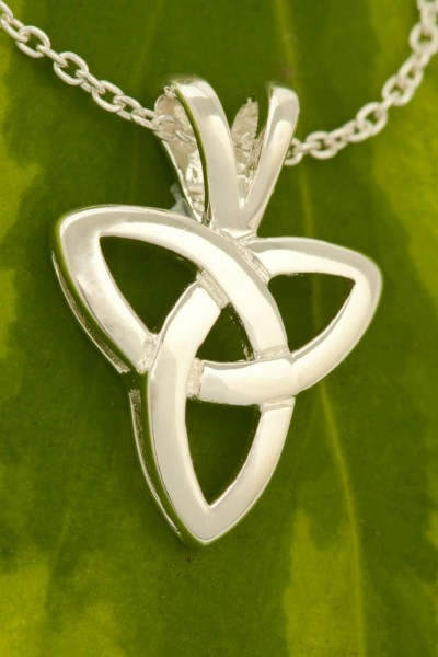 Trinity Knot - Sterling Silver
