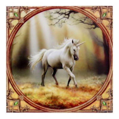 We are proud to stock Art Tiles, scrolls, cushions and more by well known UK designer,  Anne Stokes